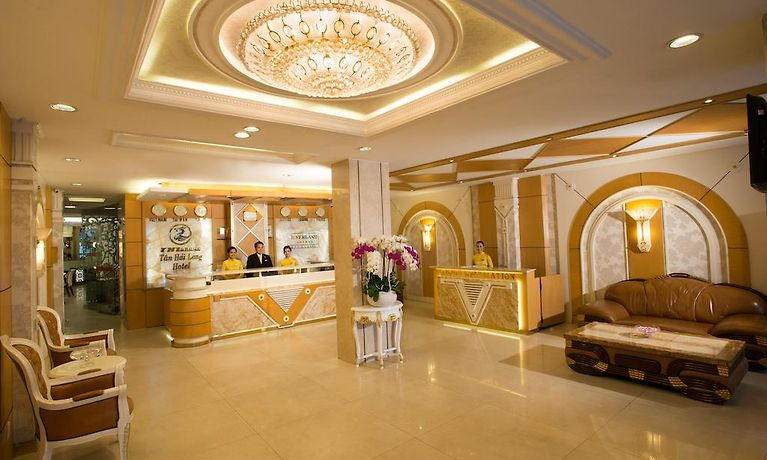 Silverland Central Hotel Spa Ho Chi Minh City